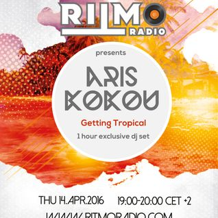 Aris Kokou - Getting Tropical - Mix for Ritmoradio.com