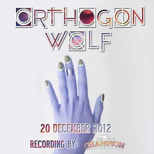 LIVE SET ORTHOGON WOLF 20 DECEMBER @ SOCIAL CLUB