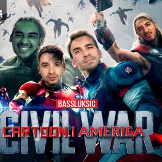"CARTOON.1 PODCAST ""CIVIL WAR"" SEGUNDA PARTE"