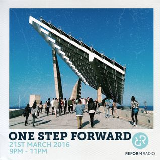 One Step Forward Monday 21st March 2016