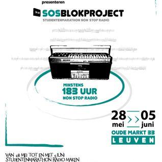 Soul Food 1-6 Live vanop de Oude Markt (Radiomarathon - SOS Blok)