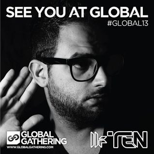 Mihalis Safras @ Global Gathering @Toolroom Tent
