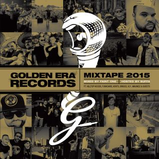 2015 Golden Era Mixtape feat. Hilltop Hoods, The Funkoars, Vents, Briggs & K21