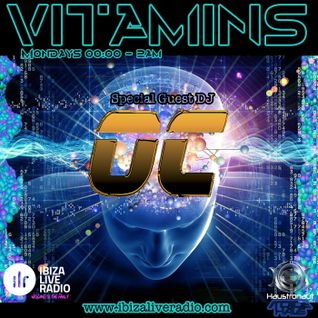 OC to IBIZALIVERADIO #VITAMINS