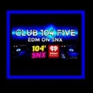 WSNX (Club 104 Five) Oct 12, 2014