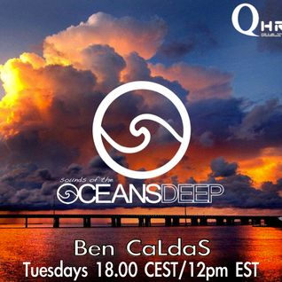 Oceans Deep on QHRadio - Ben Caldas - 12/4/12