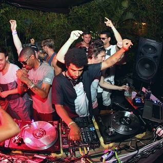 Jamie Jones Live @ Plastic People London (16-04-2010)