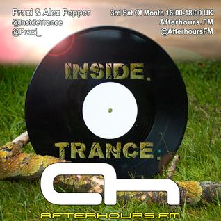 INSIDE 001 with Proxi & Alex Pepper 20.08.16 - Divas of Trance: Christina Novelli