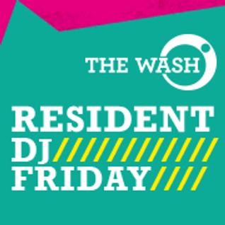 Resident DJ Friday 2016.07.29