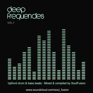 Deep Frequencies Vol. 7 (Drum & Bass Mix November 2015)