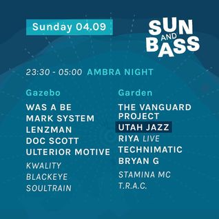 Doc Scott Live @ SUN AND BASS 2016