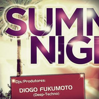 Diogo Fukumoto live @ Summer night - 08022014.