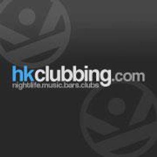 HK Clubbing Radio Dot Com Pres.David Lam Aug 2012 OnLine Show