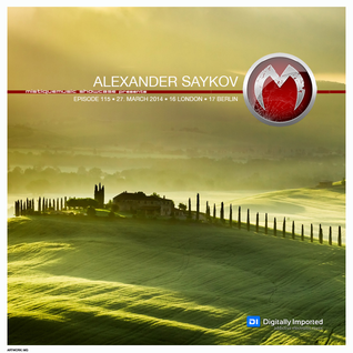 Alexander Saykov - MistiqueMusic Showcase 115 on Digitally Imported