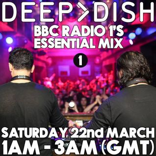 Livesets Archive: Deep Dish @ BBC Radio 1 Essential Mix (22-03-2014)