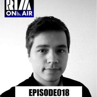 Rim ON AIR - EPISODE018