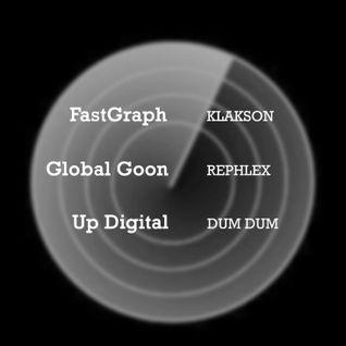 UP DIGITAL DJ SET - JAK-STEREO-GLASGOW- 15/06/12