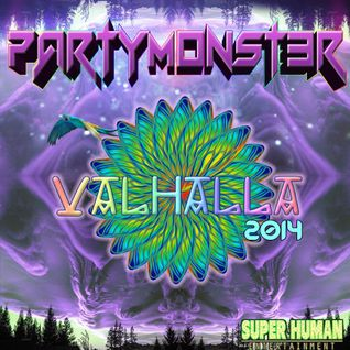 PARTYMONST3R - LIVE @ VALHALLA 2014