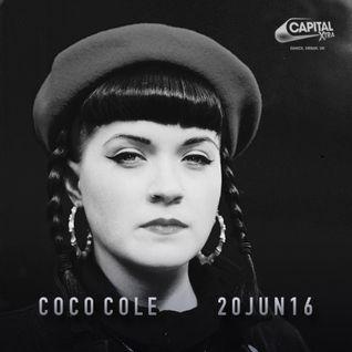 Coco Cole - Capital Xtra Underground Hour - 20Jun16
