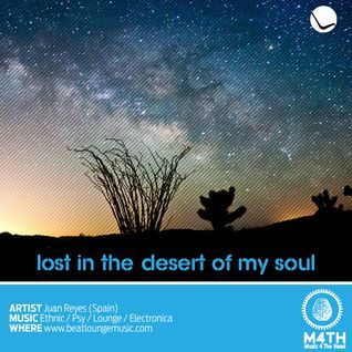 Lost in the desert of my soul