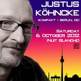 Le Belgica 06-OCT-2012 part 05 Justus Kohncke vs Dizzy Jee