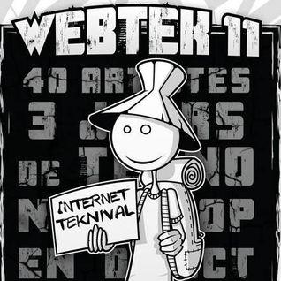 Mix Ewok / Pad'blazE @ WebTek 11