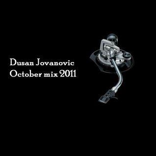 Dusan Jovanovic - October Mix 2011