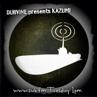 Dubvine ft Kazumi Guestmix SubFM 1/10/13