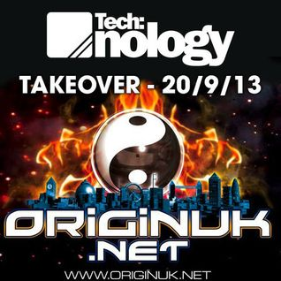G.H.O.S.T - Tech:nology take over Origin FM