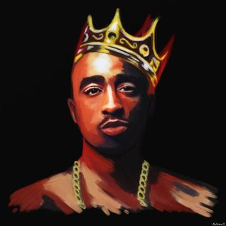 Tupac Shakur 45th Birthday set 16th June 2016 ( live )