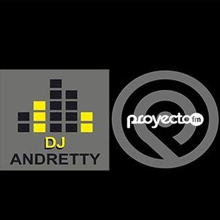 MIX PROYECTO FM - DJ ANDRETTY 2014