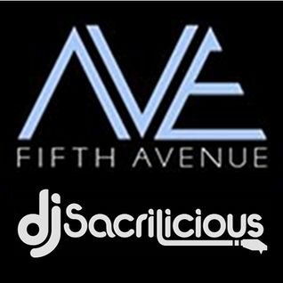 DJ Sacrilicious Live at Fifth Avenue Lounge (9-12-13)
