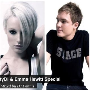 UpBeat 004 Mixed by DJ Dennis (tyDi & Emma Hewitt Special Mix)
