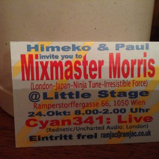 Mixmaster Morris @ Vienna Little Stage pt1