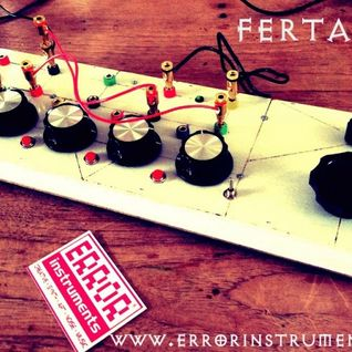 "Episode # 29: The art of synth-making - in conversation with ""Errorinstruments'' Paul Tas"