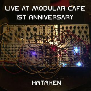 Hataken - Live at Modular Cafe 1st Anniversary