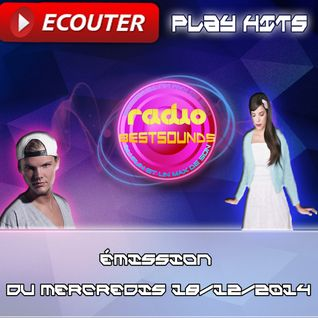 Play-hits-émission du mercredis 18/12/2014