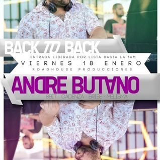 Flash Fm - Mastermix Live From B2B Reñaca Chile Line Up Andre Butano Part 1