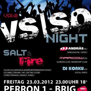 VS / SO Night Vol. 2 Opening by Konku