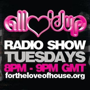 All Luv'Dup Radio Show 002 - 10052016 - James Lee - www.fortheloveofhouse.org