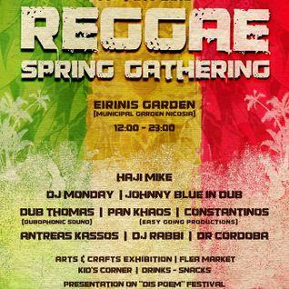 Johnny Blue @ Reggae Spring Gathering 2016