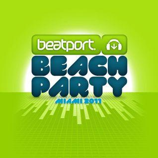 Beatport Miami DJ Competition Mix - Deep House