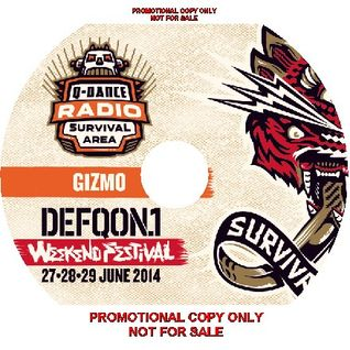 Defqon1 Mix 2014 - Mixed by DJ Gizmo