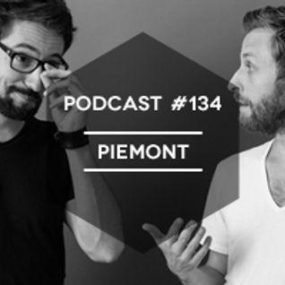Mute/Control Podcast #134 - Piemont