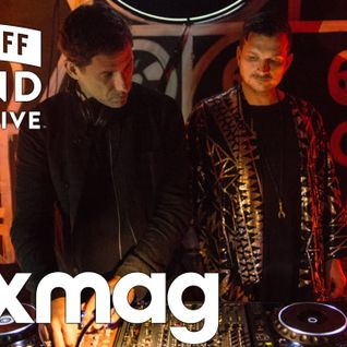 Thugfucker - live at The Mixmag Lab NYC (Time Warp takeover) - 19-Nov-2015