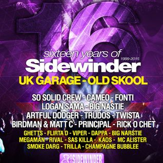 @TwistaDJ Live Recording from Bowlers Manchester