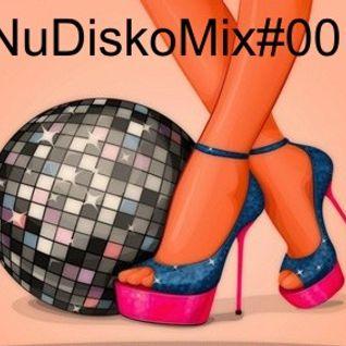 Simon's Club Project -:¦:- Alain Simon -:¦:- DJ -:¦:- NuDiskoMix #001-:¦:-