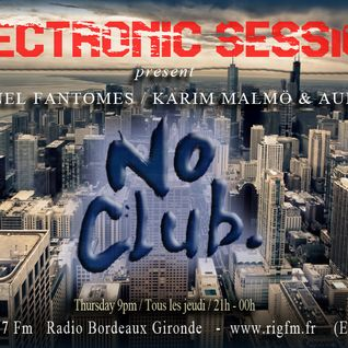 Electronic Session [30.10.2014] SPECIALE NO CLUB - AURA1