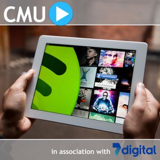 CMU Podcast: Spotify, Bandpage, In-car listening, Morrissey