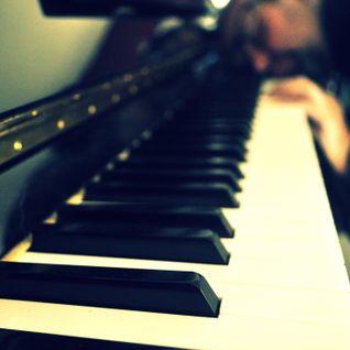 asleep at the piano